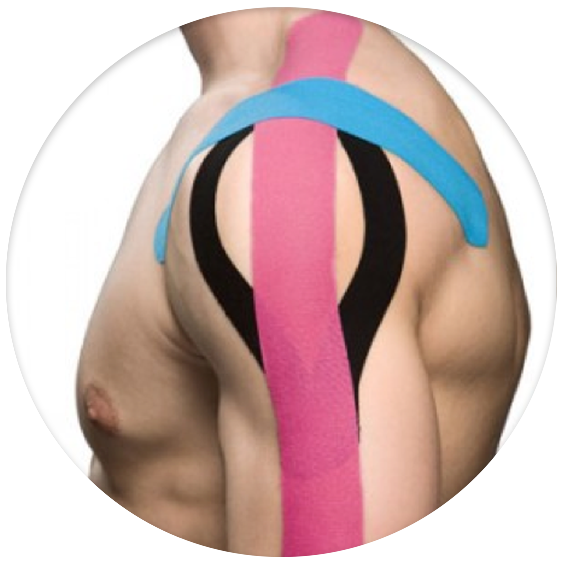 a research on the use and benefits of kinesio tape in treatments Manual therapists who find taping — kinesio tape or regular taping — useful in their practice may continue to use it, but they should be honest and open about how and why it works (or not work) for some people based on the current scientific evidence and our understanding of pain.